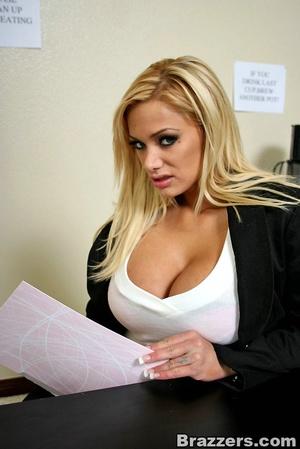 Busty girls. Big titted Shyla Styles get - XXX Dessert - Picture 2