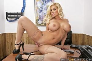 Girls with big tits. Shyla Stylez needs  - XXX Dessert - Picture 3