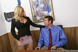 Girls with big tits. Shyla Stylez needs  - XXX Dessert - Picture 6